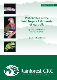 Download Full Report - Rainforest Cooperative Research Centre