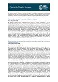 ponencias presentadas - Universidad Católica del Uruguay - Page 5