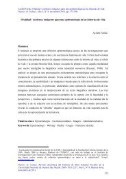 173 Oralidad / escritura: imágenes para una epistemología de las ...