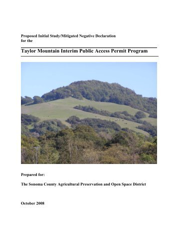 Get/View - Sonoma County Agricultural Preservation and Open ...