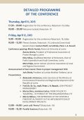 Programme of the Conference .pdf - EVF - Page 3
