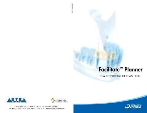 Facilitate™ Planner - Astra Tech