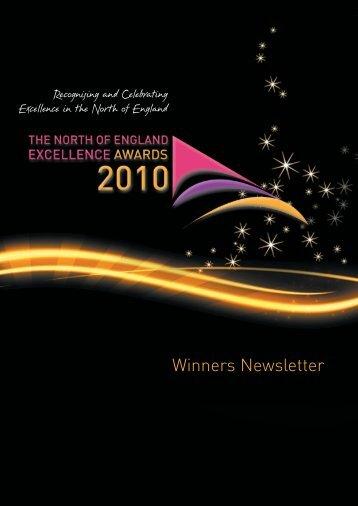 Winners Newsletter - Community partnership solutions