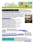 VISUAL ARTS CALENDAR - City Of Ventura - Page 6