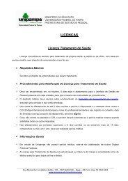 Procedimento - Reitoria - Unipampa