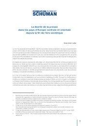 Eléments de contexte (pdf) - Organisation internationale de la ...