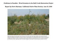 to download a 12mb .pdf report entitled - Sepulveda Basin Wildlife ...