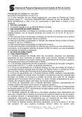 GOVERNO DO ESTADO DO RIO DE JANEIRO ... - Pesagro-Rio - Page 4