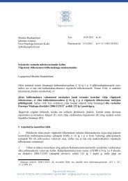 8Viipekeele t6lketeenuse kaibemaksuga maksustamine ... - Riigikogu