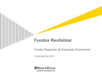 Fundos Revitalizar - AEP