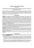MINISTERIO DE ECONOMIA, INDUSTRIA Y COMERCIO COMISION ... - Page 2