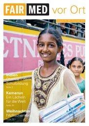 Magazin Nr. 200 Dezember 2012 - Fairmed