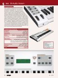 AVID M-Audio VENOM - Music Info - Page 5