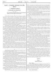 Decret 66/1999, de 4 de juny, pel qual s'aprova el Reglament ...