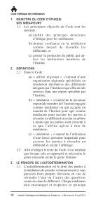 ADR MEDIATION RULES 2011 Cover french.p65 - ADR Institute of ... - Page 2