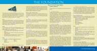 www.thefoundation-tz.org - The Foundation for Civil Society