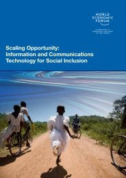 Scaling Opportunity: Information and Communications Technology ...