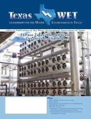 September 2008 - Water Environment Association of Texas