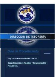 manual de procedimiento-flujo de caja