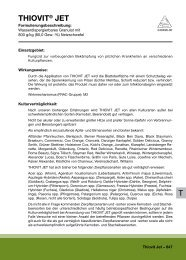 THIOVIT JET Produktinformation - Syngenta