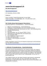 Expertenberatung - Www3.datacomm.ch