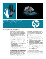 HP Compaq 6005 pro Business PC - PC Connection