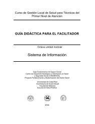 Sistema de Información - CENDEISSS
