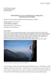 plik pdf - Polski Związek Alpinizmu