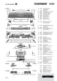 4320 - Fleischmann-HO
