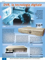 CCTV 1.indd - Futura Elettronica