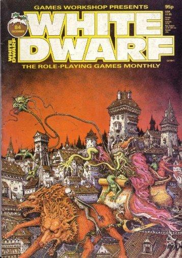 White Dwarf 084 - Lski.org