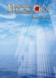Rosicrucian Beacon Magazine - 2012-12 - AMORC