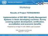 Implementation of ISO 9001 Quality Management Systems in Asian ...
