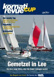 kornati revue - Yachtrevue