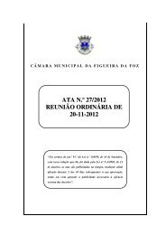 ATA N.º 27/2012 REUNIÃO ORDINÁRIA DE 20-11-2012
