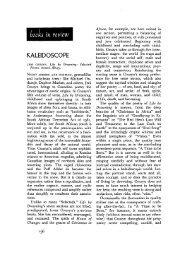 \s mYevtew KALEIDOSCOPE - University of British Columbia