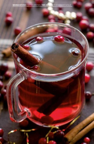 Tè natalizi - Mount Everest Tea Company GmbH