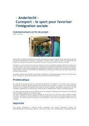 Anderlecht - Curosport