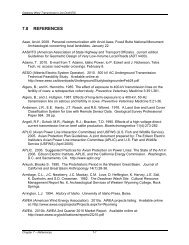 7.0 REFERENCES - Wyoming - Bureau of Land Management