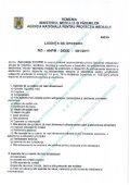 MINISTERUL `IJIIIEDIULUI şI PADuRILoR AGENŢIA ... - Ecotic - Page 2