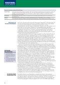 Aufstellung von Kriterien für Wundinfektionen - Publicare - Seite 6