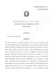 Federbiologi Sicilia S.Na.Bi.LP - FederLab Italia