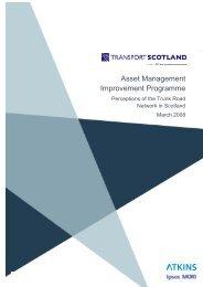 This document - Transport Scotland