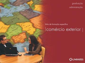 comércio exterior - Univates