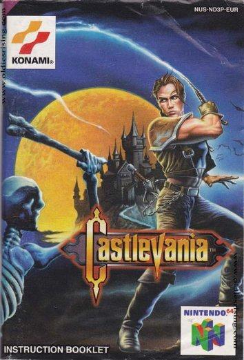 Castlevania 64.pdf - Oldies Rising