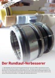 Der Rundlauf-Verbesserer - Emuge-Franken