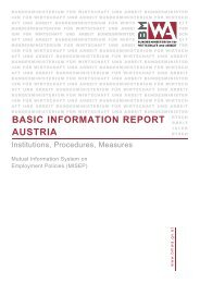 Basic Information Report Austria (2006) - Wisdom
