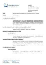 20/2013/2 - Aluehallintovirasto