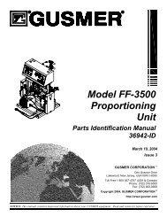309227F Gun Flush Box, Instructions-Parts Manual