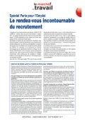 Bilan - Carrefour Emploi - Page 6